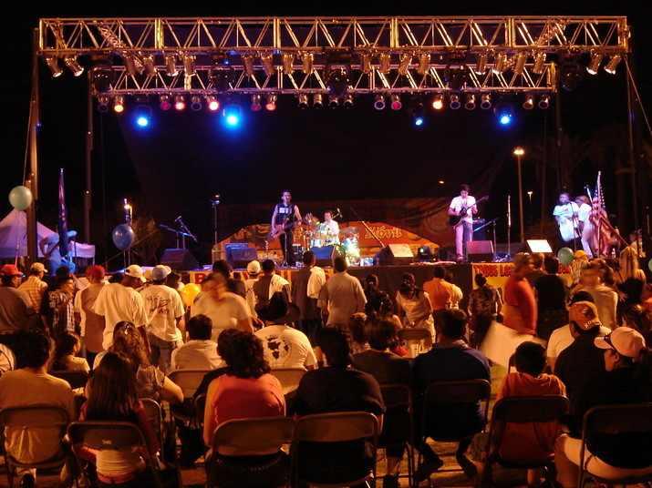 Concert Fiestas Patrias